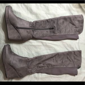Chinese Laundry Wedge Boots
